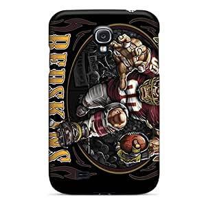 New Tpu Hard Cases Premium Galaxy S4 Skin Cases Covers(washington Redskins)