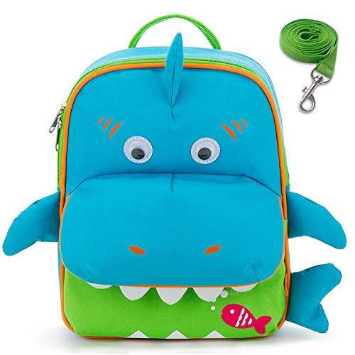 Yonovo Toddler Backpack Leash Kids Insulated Lunch Bag With Import