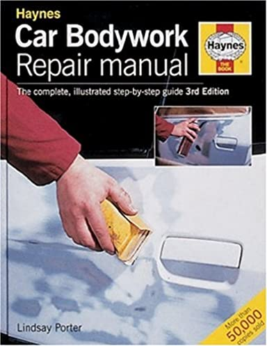car bodywork repair manual the complete illustrated step by step rh amazon co uk Mitchell Online Auto Repair Manuals car body repair manual pdf