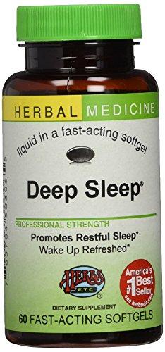 Deep Sleep Herbs Etc 60 Softgel
