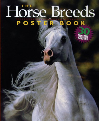 The Horse Breeds Poster Book ()