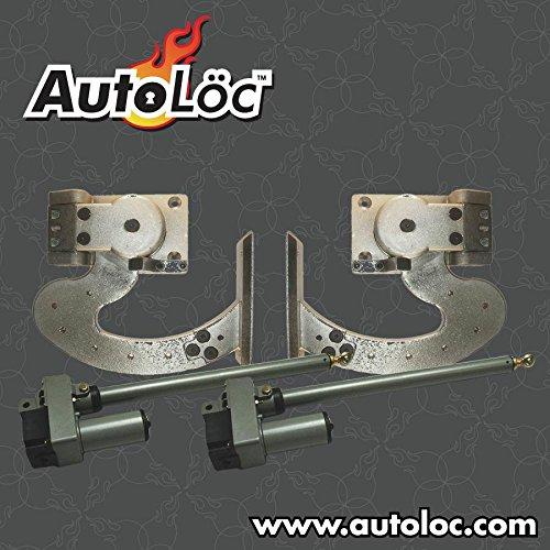 AutoLoc (12765) 90 Degree Heavy Duty Automated Lambo Vertical Door System