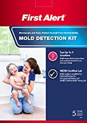 First Alert MT1 Mold Detection Kit