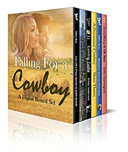 Falling for a Cowboy: A Digital Boxed Set by [Rochelle, Judith, Kaye, Sylvie, Baughman, Lynnette, Thayn, Shari, Andersen, Jenny, Harrington, Julie]
