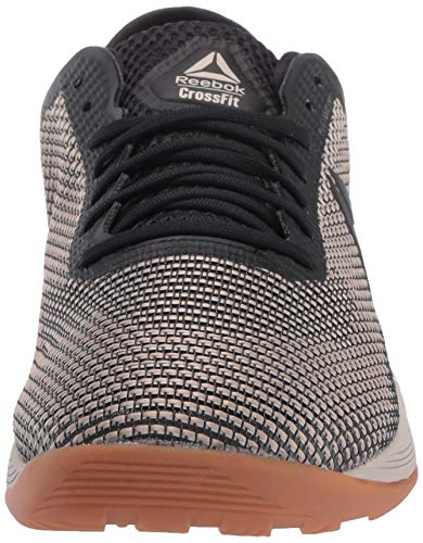 Reebok Men's CROSSFIT Nano 8.0 Flexweave Cross Trainer, Parchment/Sand Beige/Black Rubber Gum, 6.5 M US by Reebok (Image #4)