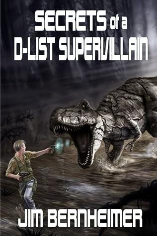 book cover of Secrets of a D-List Supervillain