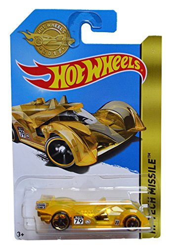 Hot Wheels 2017 Hi-Tech Missile 79 LIMITED EDITION
