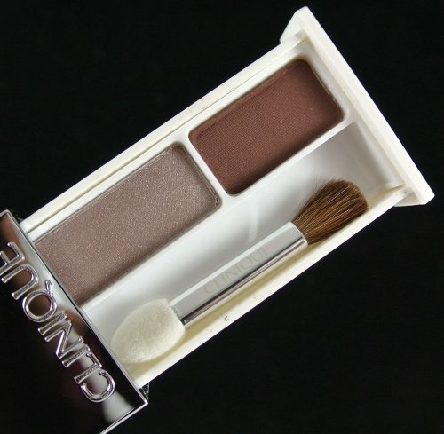 Clinique Colour Surge Eyeshadow Duo in New York Dawn and Chocolate Chip