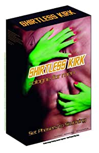 Shirtless Kirk Cologne For Men