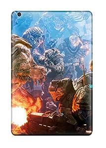 Ipad Case - Tpu Case Protective For Ipad Mini 3- Gears Of War 3 Battle