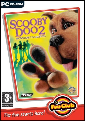 Amazon Com Scooby Doo 2 Monsters Unleashed Pc Uk Software