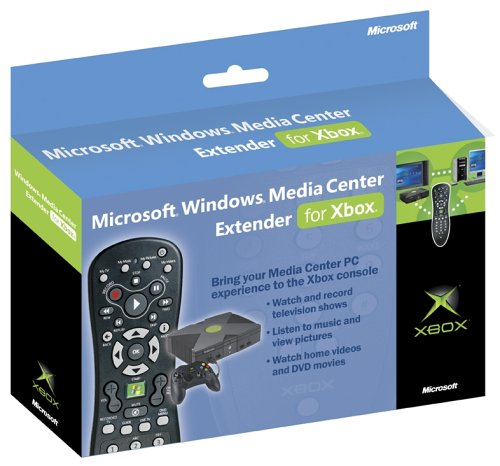 - Microsoft Xbox Media Center Extender