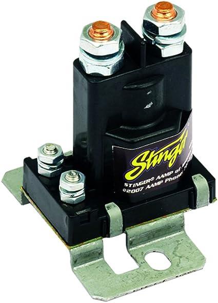 Amp 80A Auto Batterie Isolator Trenn Relais PAC-80 ideal für Zweitbatterie