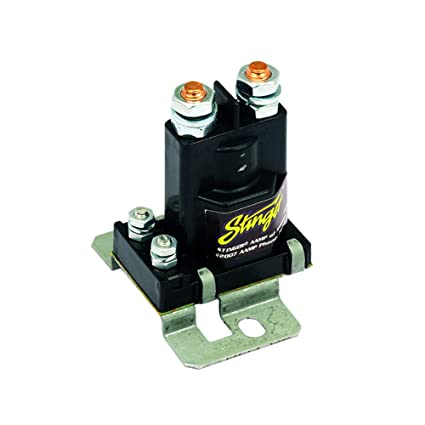 51P4ak4MFvL._SX425_ amazon com stinger sgp38 80 amp battery isolator and relay car