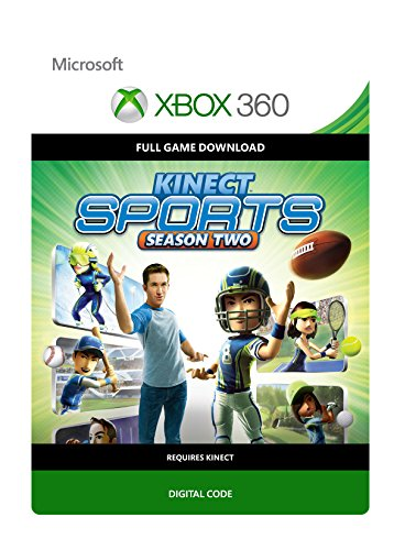 Kinect Sports Season 2 - Xbox 360 Digital Code by Microsoft