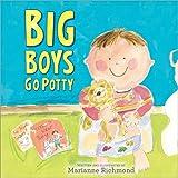 Big Boys Go Potty, Marianne Richmond, 1402266596