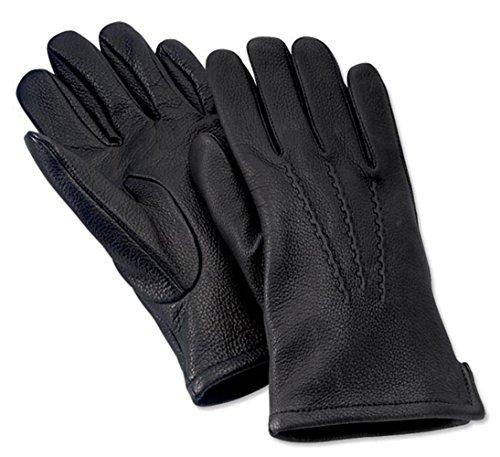 - Orvis Cashmere-lined Deerskin Glove, Black, Large
