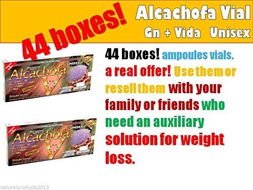 Alcachofa vials