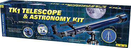 Thames & Kosmos TK1 Telescope & Astronomy Kit Science (Astronomy Kits)