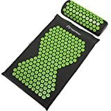 Best Back Pain Acupuncture Mats - Supportiback Wellness Therapy Acupressure Mat Set - Prick Review