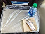 Sky Shield – Airplane Tray Table Cover, 6 Pack