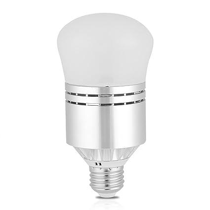 Bombilla LED E27 con sensor de luz Automático LED automático Amanece a bombillas de amanecer con