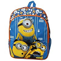 Kids Despicable Me Minions Locker Backpack