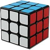マジックキューブ 立体パズル 3x3x3 世界基準配色 回転スムーズ 抜群の安定感 ストレス解消 パーティーゲーム