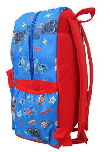"Disney Puppy Dog Pals All Over Print 16"" Backpack - Rolly"