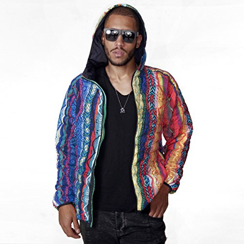 COOGI New Native Bubble Jacket (X-Large) (Coogi Coats)