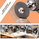 Cutting Wheels for Dremel Rotary Tool, Diamond