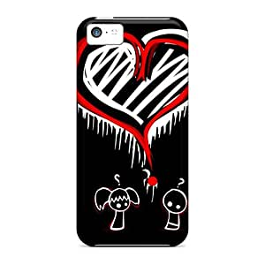 Slim New Design Hard Cases For Iphone 5c Cases Covers - Xbu26817NknO