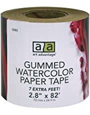 Art Advantage ART-0085 Gummed Paper Tape 2.8 in x 82 ft