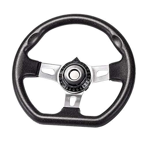 racing go kart steering wheel hub - 2