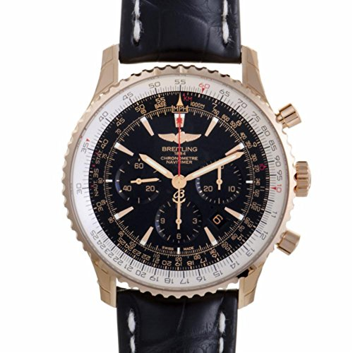 Breitling Navitimer Automatic-self-Wind Male Watch RB0127 (Certified Pre-Owned)