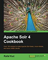 Apache Solr 4 Cookbook Front Cover