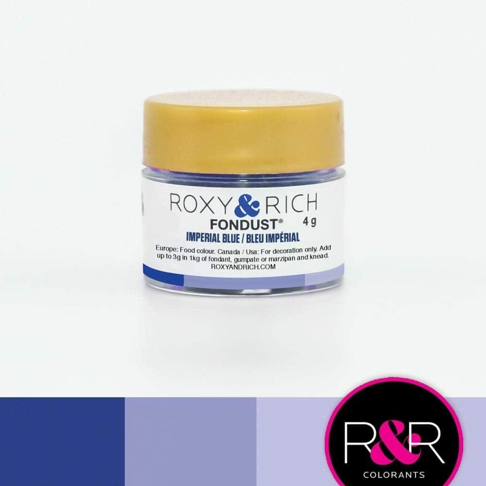 Choose A Colour Orange Roxy /& Rich Fondust Dusting Colour 4g