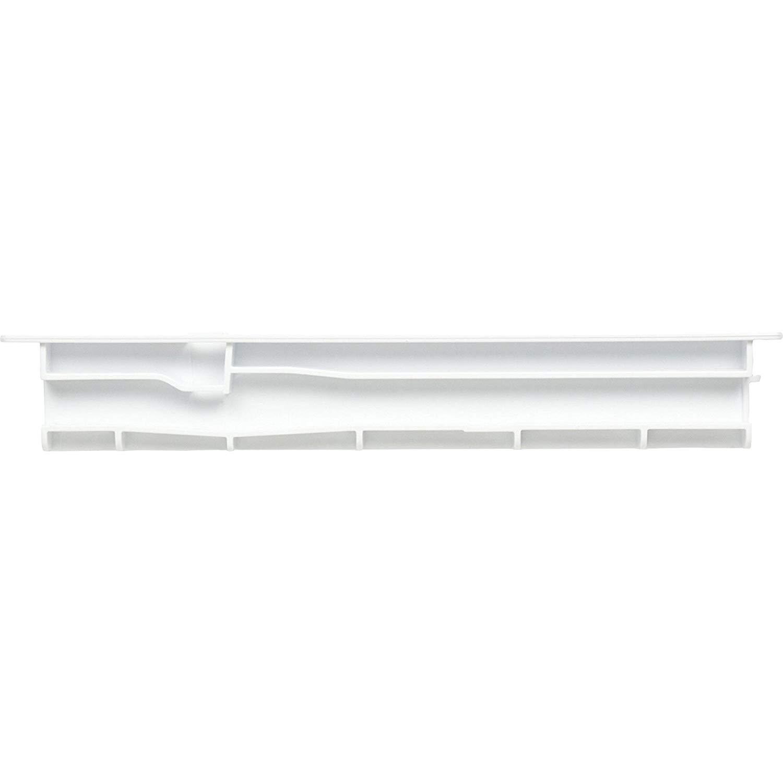 Lifetime Appliance W10671238 Center Crisper Rail for Whirlpool, Kenmore, Sears Refrigerator [Upgraded]