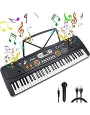 Amazon.es: Pianos y teclados: Juguetes y juegos
