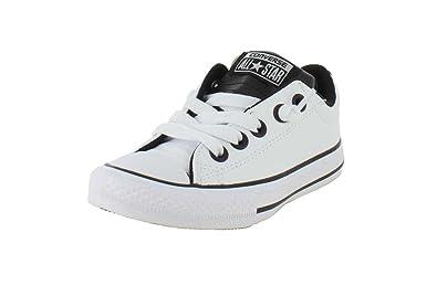 cc71d5415e82 Converse Boys Chuck Taylor All Star Street Ox White Sneaker - 13