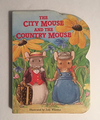 City Mouse/Country Mouse (Pudgy Pals)