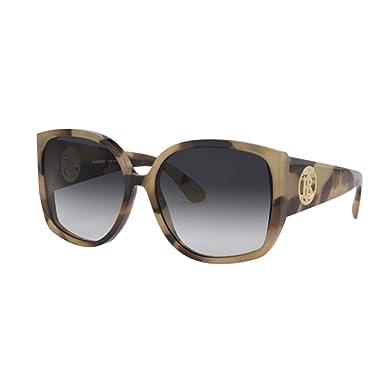 Burberry Gafas de Sol KINGDOM BE 4290 BEIGE HAVANA/GREY ...