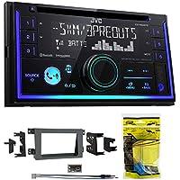 2005-08 Honda Ridgeline JVC Stereo CD Receiver w/Bluetooth/USB/iPhone/Sirius