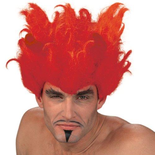 Diablo Wig Costume Accessory