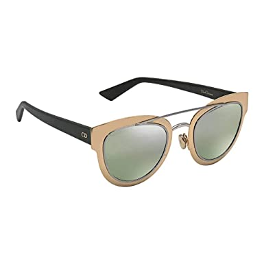 743c7262f8 Image Unavailable. Image not available for. Color  CHRISTIAN DIOR CHROMIC  Sunglasses Green Gold Mirrored ...