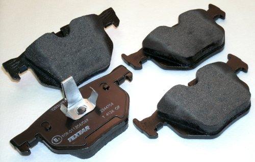 OEM BMW (E70) REAR BRAKE PAD SET (4 Pads) X5 X6 (07-12) TEXTAR 34216776937 Bmw Oem Brake Pads