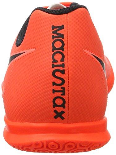 Nike Magistax Ola Ii Ic, Zapatillas de Fútbol para Hombre Rojo (Total Crimson/black-bright Mango)
