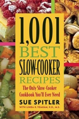 1 001 best slow cooker recipes - 1