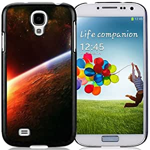 Lovely Phone Case Sunrise in Space Galaxy S4 Wallpaper