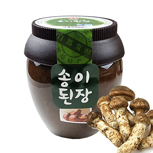 Matsutake Mushrooms (Pine Mushroom Matsutake Soybean Paste 1kg)
